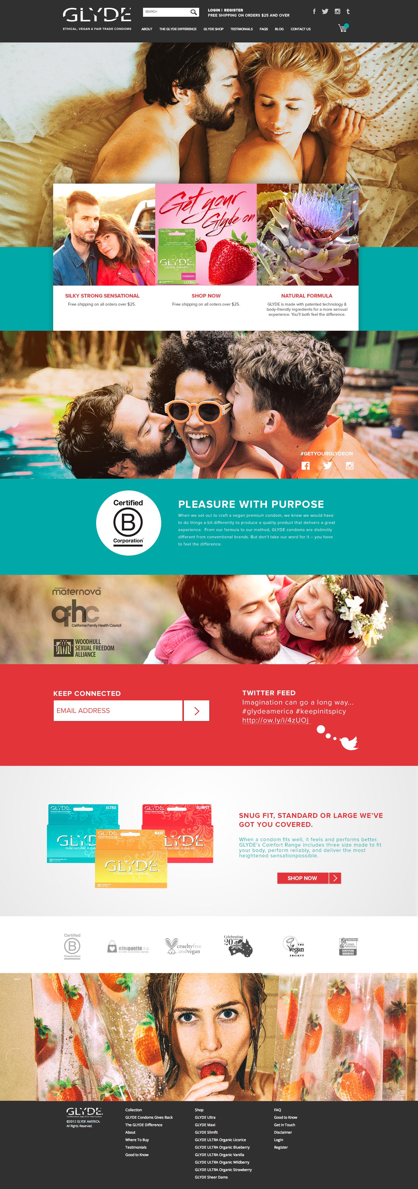 HomepageMockup
