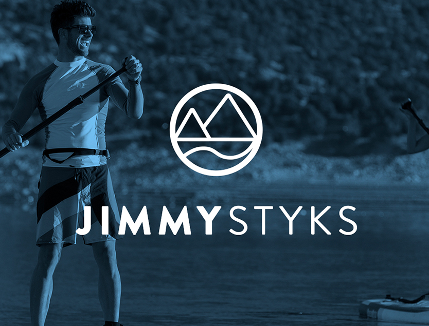 Jimmy Styks Rebrand