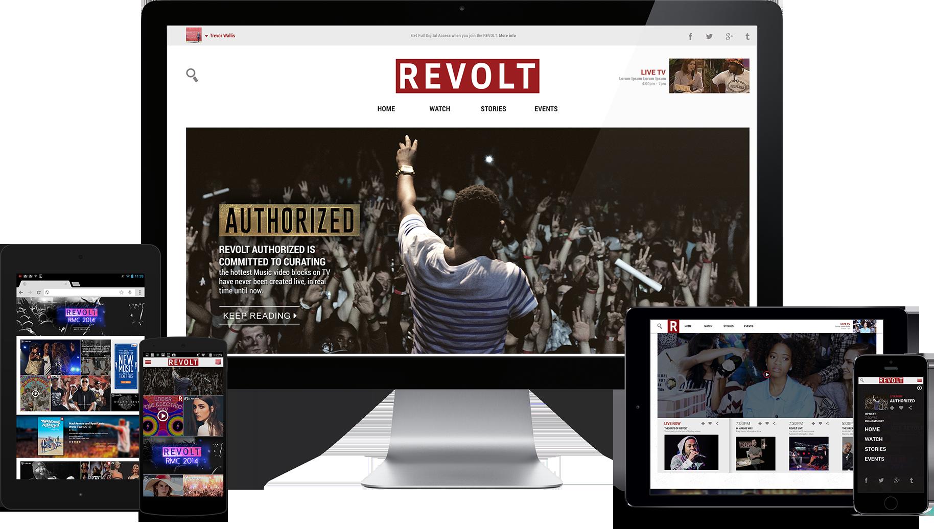 Revolt-Device-Family