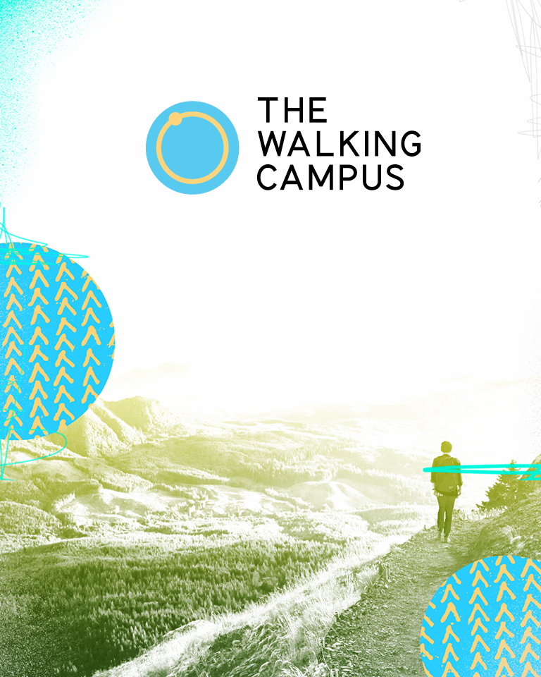 The Walking Campus Pages