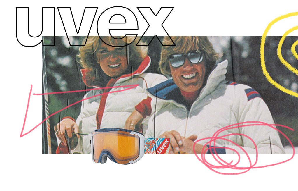 UVEX Brand Develpoment